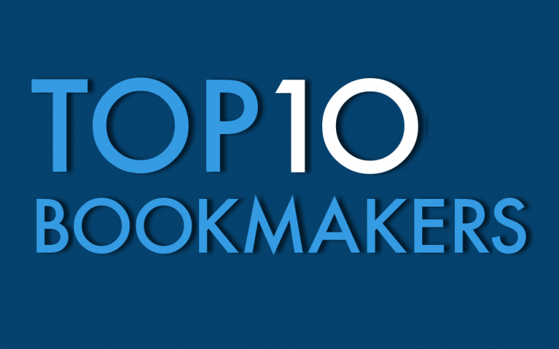 Top 10 Bookmarkers in the World